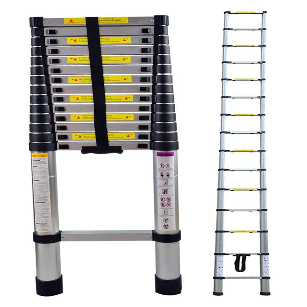 échelle télescopique aluminium
