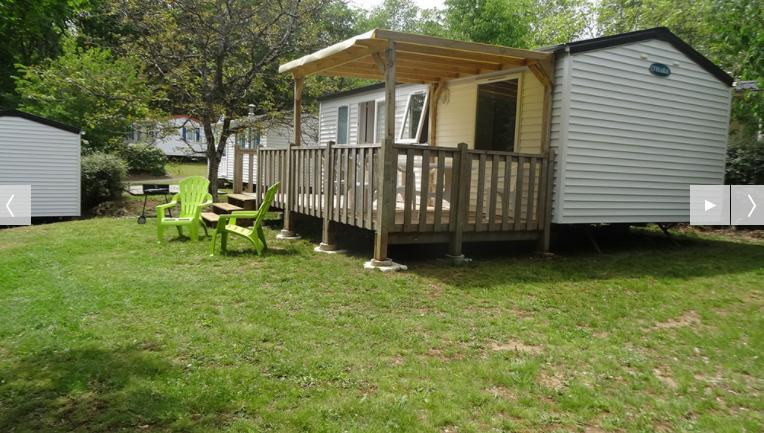 Louer un bungalow dans le Lot